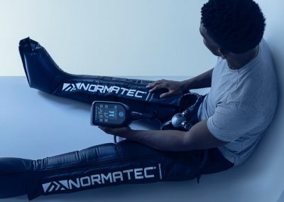 Normatec Compression Therapy and Lymphatic Drainage | Trim Studio Clearwater Florida